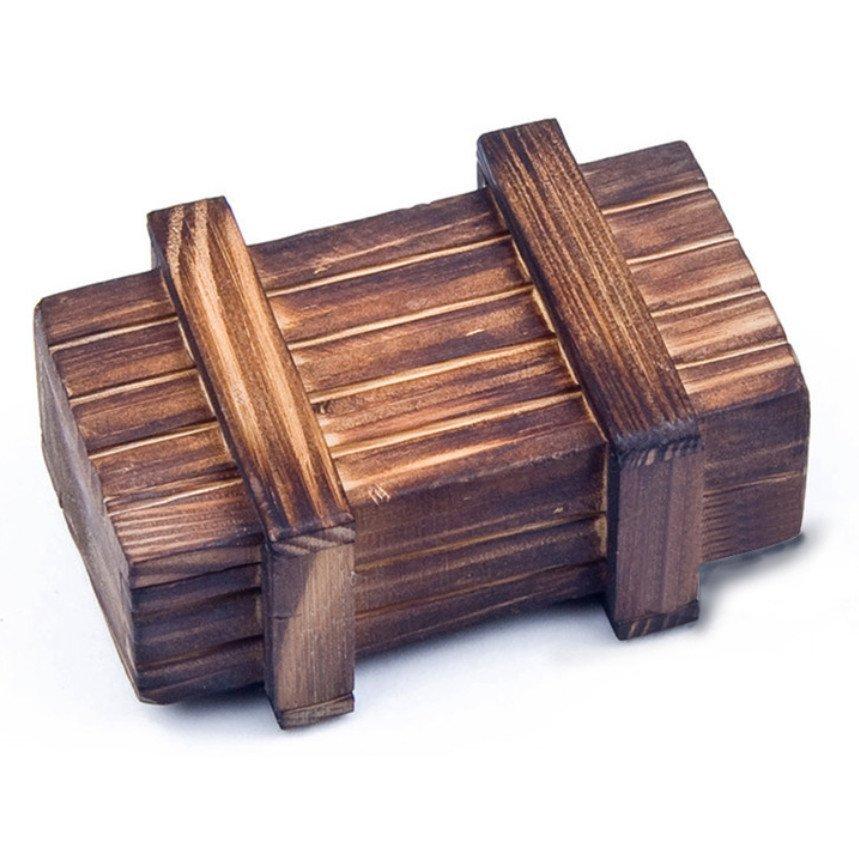 Knifflige Geschenkbox Trickkiste - 1