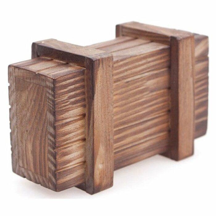 Knifflige Geschenkbox Trickkiste - 4