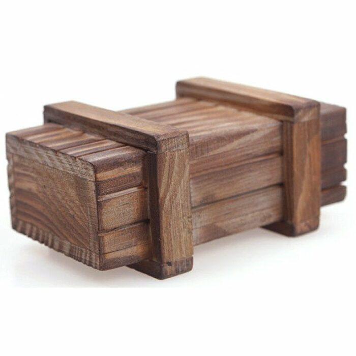 Knifflige Geschenkbox Trickkiste - 5