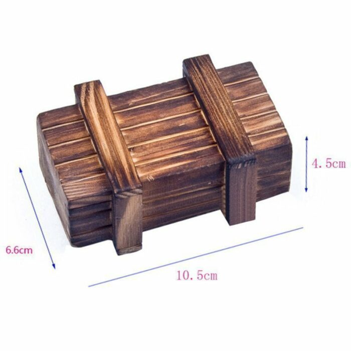 Knifflige Geschenkbox Trickkiste - 6