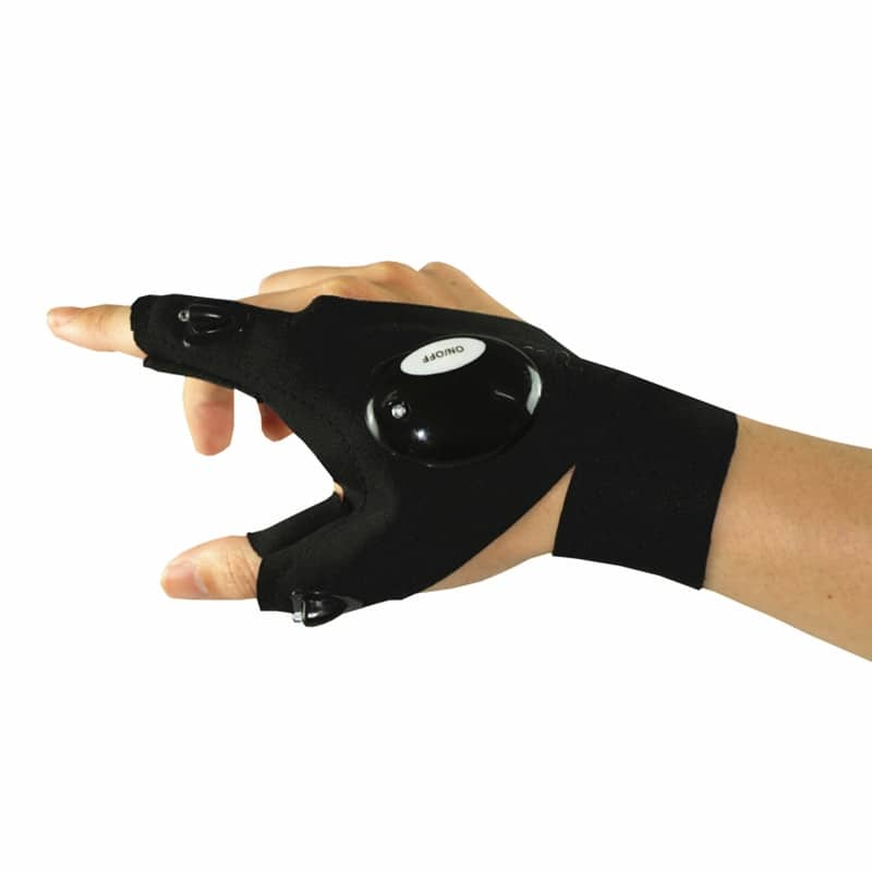 LED Lichter-Handschuh - 04