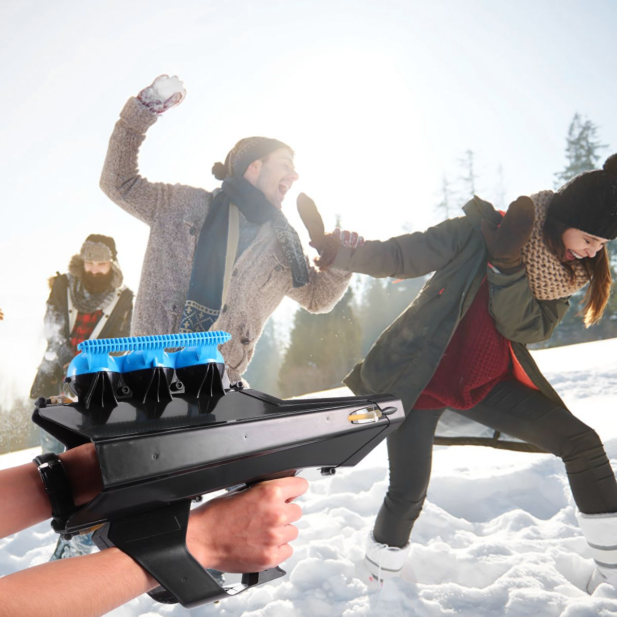 Schneeball-Shooter - 04
